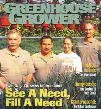 Greenhouse Grower: See A Need, Fill A Need